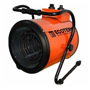 Электрическая тепловая пушка Ecoterm EHC-09/3B