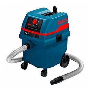 Аренда строительного пылесоса Bosch GAS 25