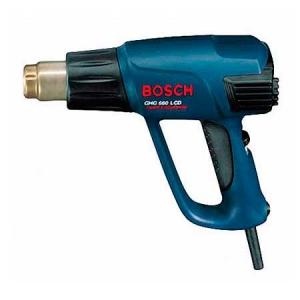 Промышленный фен BOSCH GHG 660 LCD